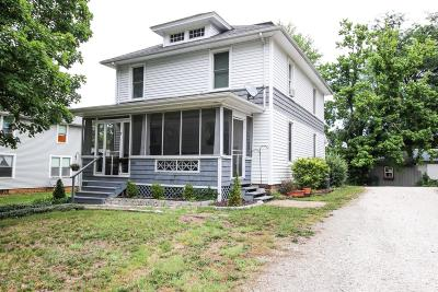 Fulton Single Family Home For Sale: 1010 N Bluff Street