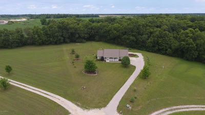 Fulton Single Family Home For Sale: 3850 Tara Ridge Road