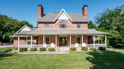 Jefferson City Single Family Home For Sale: 2924 Wakoda Drive