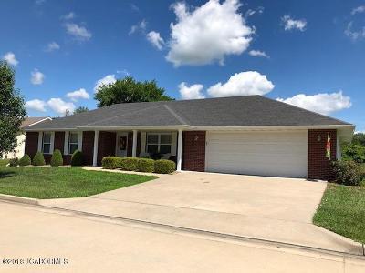 Single Family Home For Sale: 408 Dane Lane