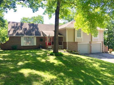 Single Family Home For Sale: 1733 Greenridge Court