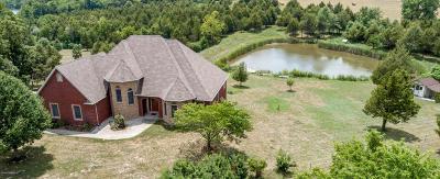Centertown Single Family Home For Sale: 1025 Sassafras Creek Way