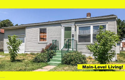 Single Family Home For Sale: 407 Stadium Boulevard