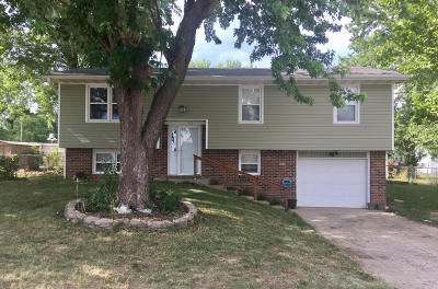 Single Family Home For Sale: 306 W Meadow Lane