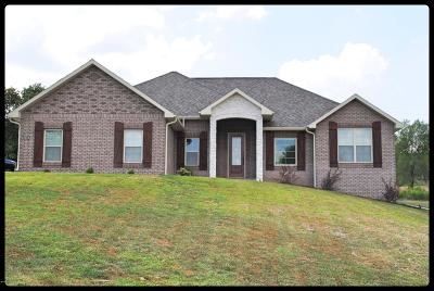 Jefferson City Single Family Home For Sale: 2714 Cantaberry Drive