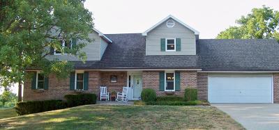Jefferson City MO Single Family Home For Sale: $194,900