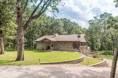 Single Family Home For Sale: 467 Hwy Cc