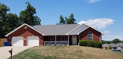Jefferson City Single Family Home For Sale: 5504 Sonoma Place
