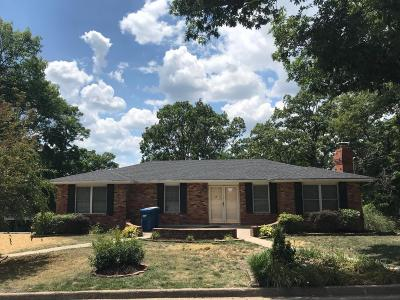 Jefferson City MO Single Family Home For Sale: $189,900