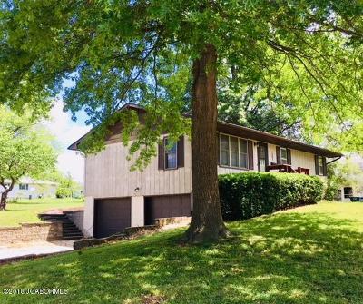 Fulton MO Single Family Home For Sale: $105,000
