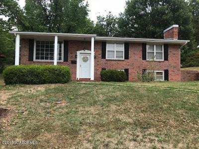 Jefferson City MO Single Family Home For Sale: $90,000