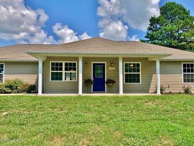 Fulton Single Family Home For Sale: 1002 Cote Sans Dessein Road