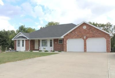 Jefferson City MO Single Family Home For Sale: $224,900