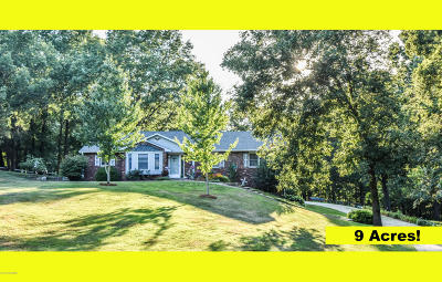 Holts Summit Single Family Home For Sale: 2303 County Road 4032