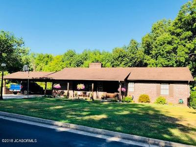 Jefferson City Single Family Home Active With Contingency: 1504 Bald Hill Road