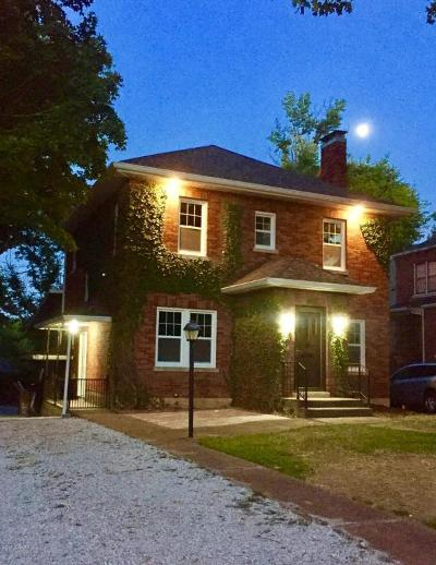 Jefferson City Single Family Home For Sale: 112 Forest Hill Avenue