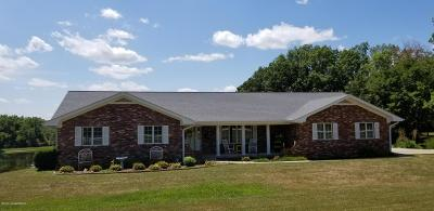 Fulton Single Family Home For Sale: 5177 County Road 410