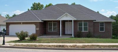 Jefferson City Single Family Home For Sale: 1348 Hoffman Drive