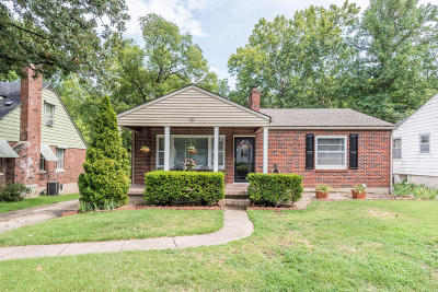 Jefferson City Single Family Home For Sale: 711 Cardinal Street