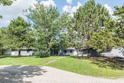 Holts Summit Single Family Home For Sale: 11428 County Rd 385