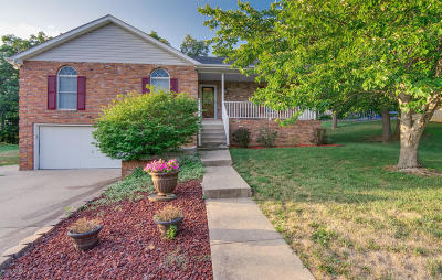 Jefferson City Single Family Home For Sale: 306 Kent Street