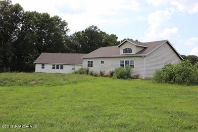 Fulton MO Single Family Home For Sale: $75,000