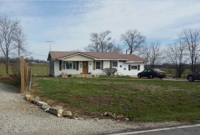 Single Family Home For Sale: 615 Hwy P