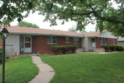 Jefferson City Multi Family Home For Sale: 1615 Southwest Boulevard
