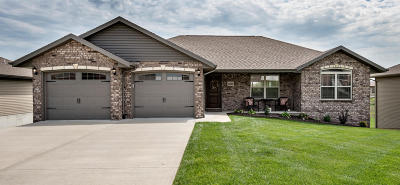 Jefferson City Single Family Home For Sale: 3865 Riley Court