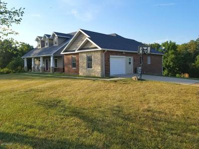Single Family Home For Sale: 7042 N Meadow Drive