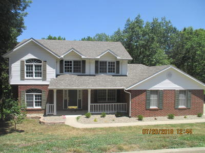Jefferson City Single Family Home For Sale: 805 Maywood Drive