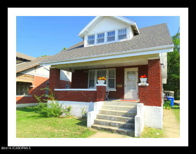 Jefferson City MO Single Family Home For Sale: $124,900