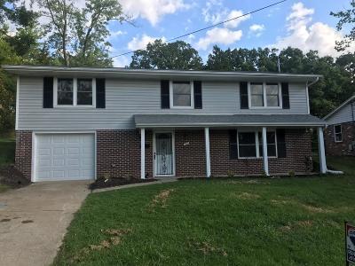 Jefferson City MO Single Family Home For Sale: $135,000