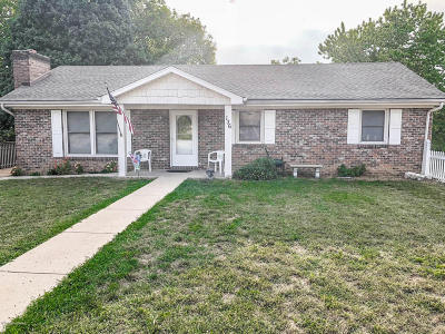 Jefferson City MO Single Family Home For Sale: $127,500