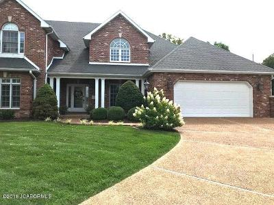 Jefferson City Single Family Home For Sale: 4215 Willowlake Court #B