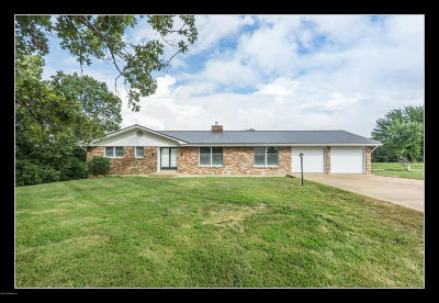 Linn Single Family Home For Sale: 1284 Highway U