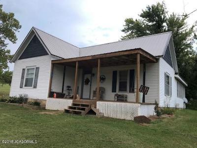 California Single Family Home For Sale: 26133 Brush Creek Road