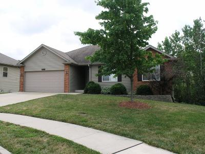 Columbia Single Family Home For Sale: 5302 Tall Tree Court