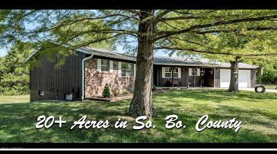 Hartsburg Single Family Home For Sale: 5701 E Raitt Road