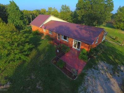 Fulton Single Family Home For Sale: 1540 S Bus. Hwy. 54