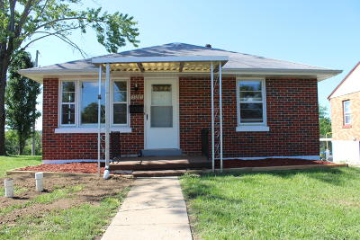 Jefferson City MO Single Family Home For Sale: $89,900
