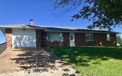 Single Family Home For Sale: 6113 Route B