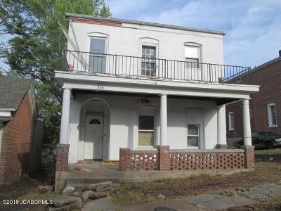 Jefferson City MO Single Family Home For Sale: $25,000
