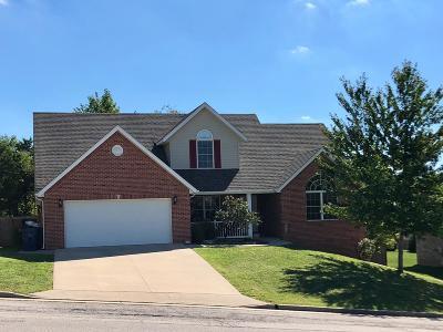Jefferson City Single Family Home For Sale: 606 Natchez Trace Drive