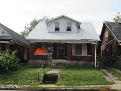 Multi Family Home For Sale: 809 Clark Avenue