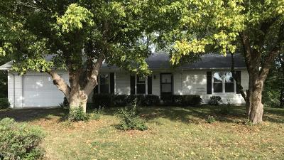 Jefferson City MO Single Family Home For Sale: $76,000