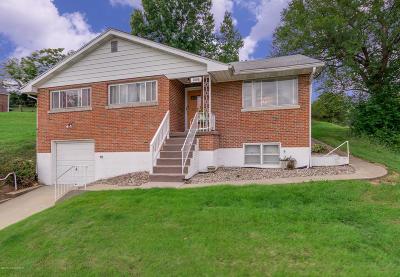 Jefferson City MO Single Family Home For Sale: $80,000