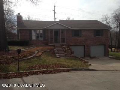 Jefferson City MO Single Family Home For Sale: $161,900