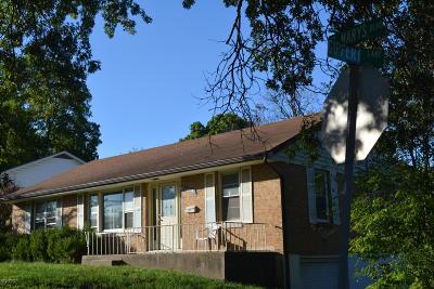 Jefferson City MO Single Family Home For Sale: $70,000