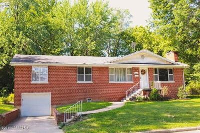 Jefferson City MO Single Family Home For Sale: $132,500